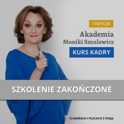 Akademia Online, I Edycja, Kurs: Kadry