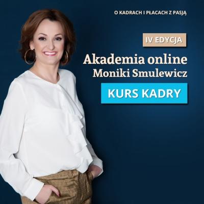 Akademia Online, IV Edycja, Kurs: Kadry