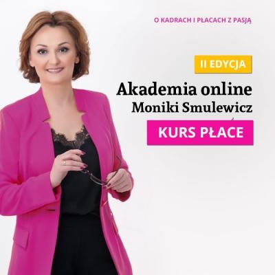 Akademia Online, II Edycja, Kurs: Płace
