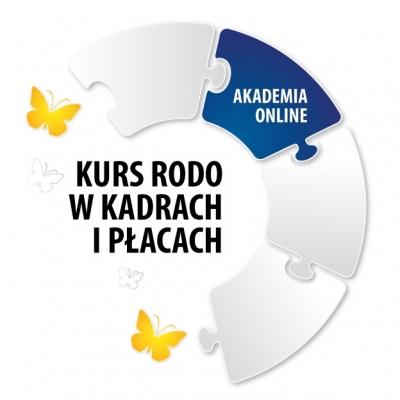 Akademia Online: RODO w kadrach i płacach, II Edycja